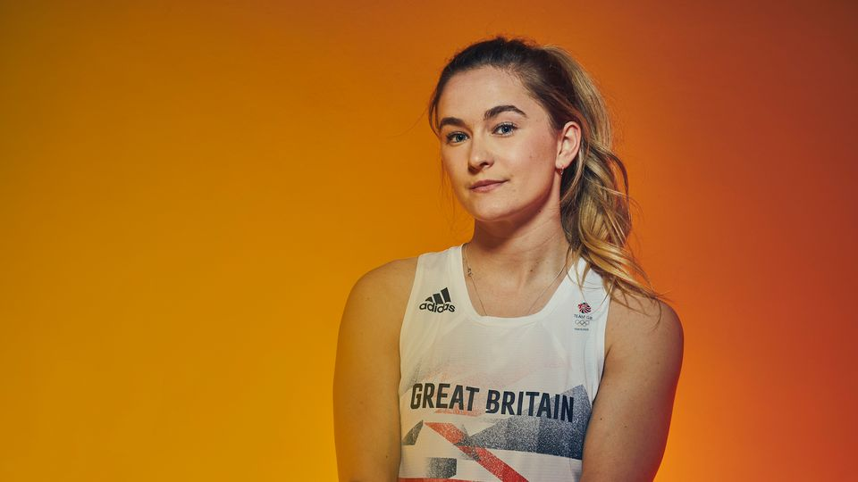 'I'll Never Be Embarrassed About Being Strong': Team GB's Shauna Coxsey Has The Olympics In Her Sights