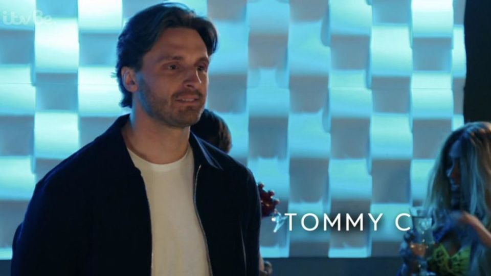 Who is new TOWIE sign-up Tommy C? Everything you need to know
