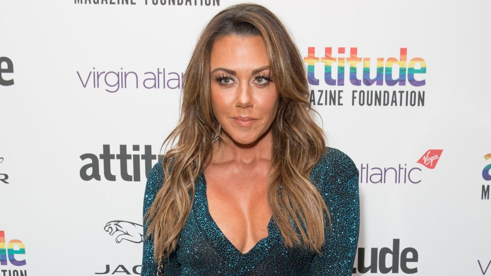 Brave Michelle Heaton enters rehab after using alcohol as 'crutch'