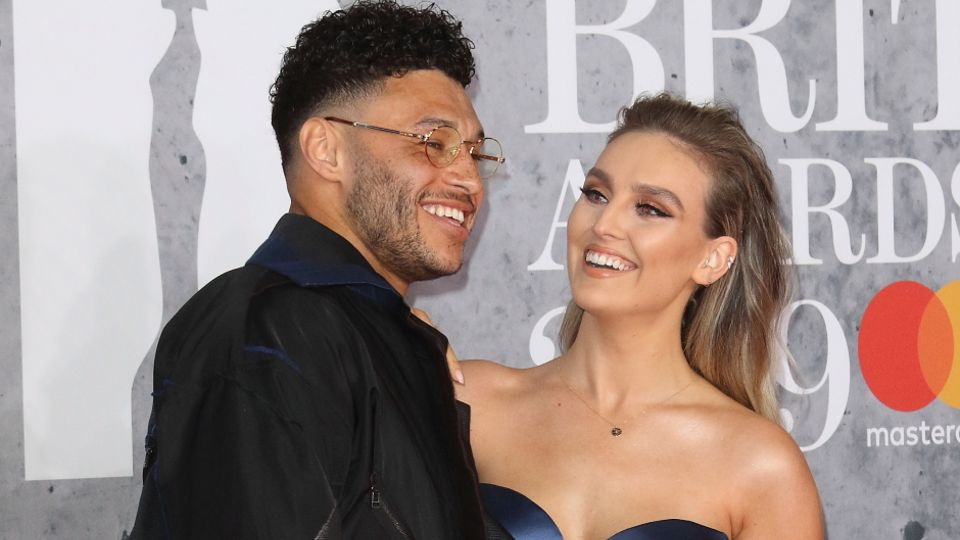 Who is Alex Oxlade-Chamberlain? Everything you need to know about Perrie Edwards' boyfriend