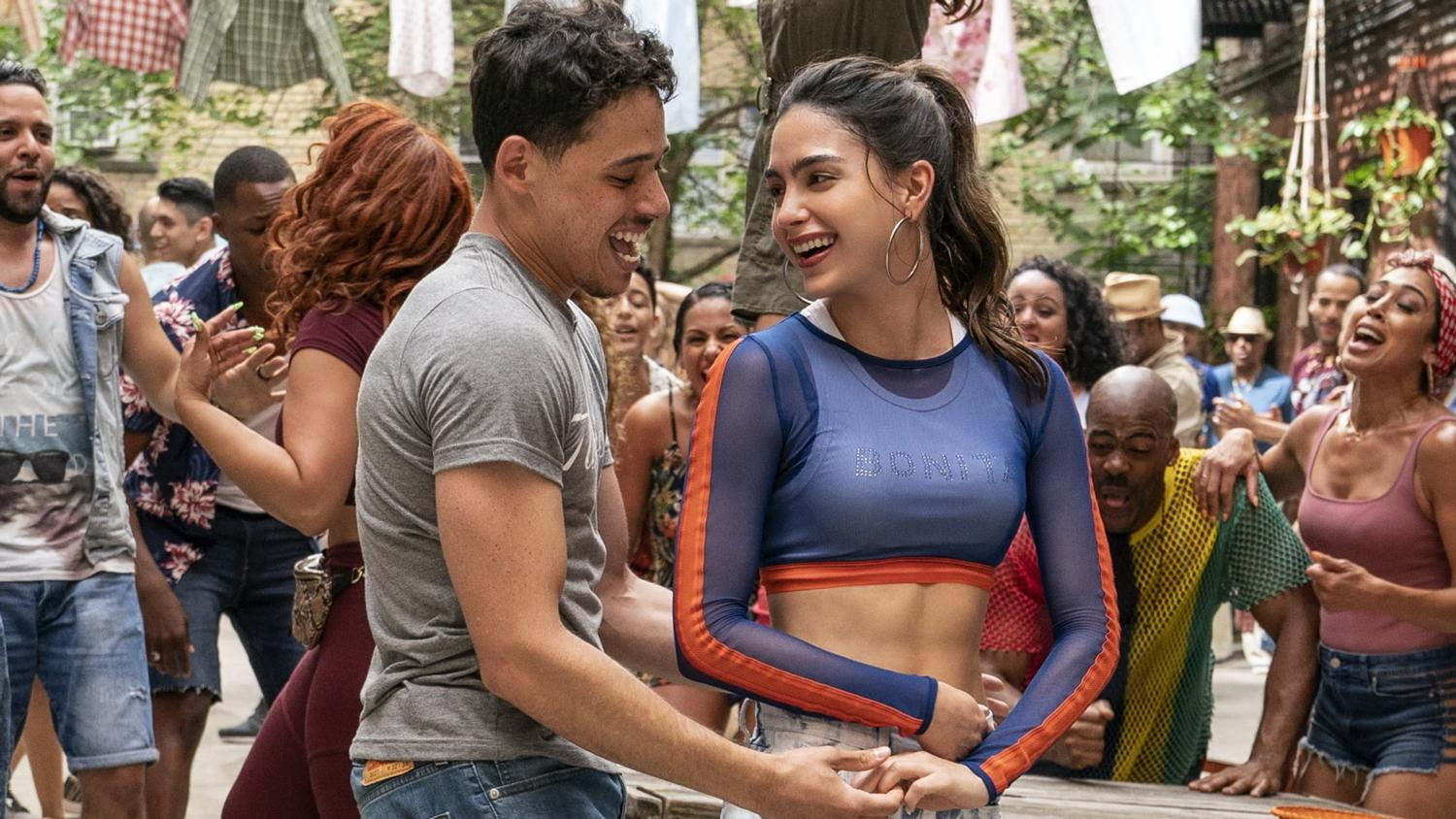 In The Heights: Lin-Manuel Miranda And Jon M Chu On Shooting Next To  Spielberg's West Side Story – Exclusive | Movies | Empire