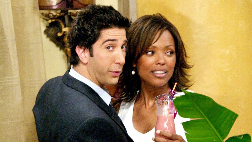 Were No Black People Available For The Friends Reunion?