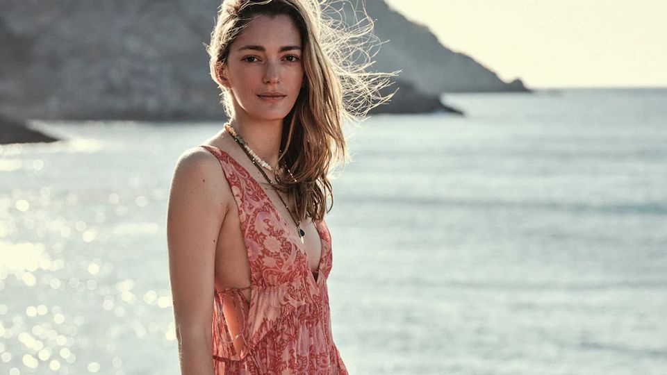 Mango's New Collaboration Is Full Of Holiday Dresses, Just In Time For Travel