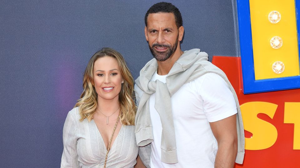 Rio Ferdinand: 'Kate and I still make time for date night'