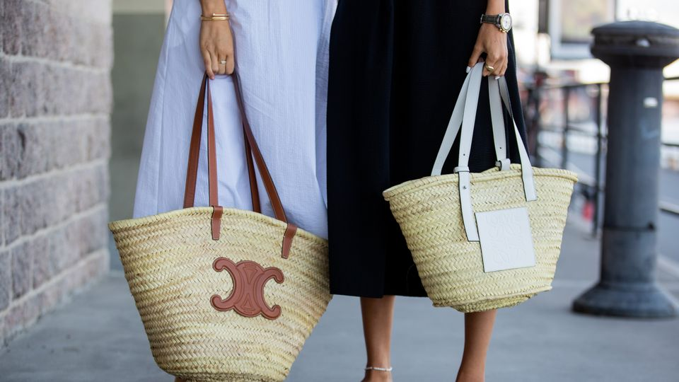 The Best Basket Bags To Get You Through The Summer In Style