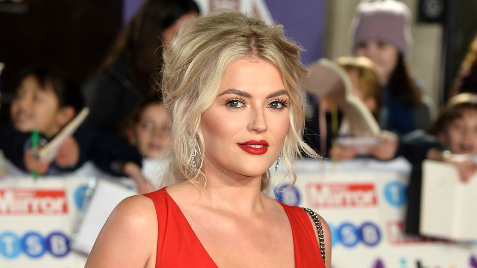 Lucy Fallon goes Instagram official with new boyfriend and he looks dreamy