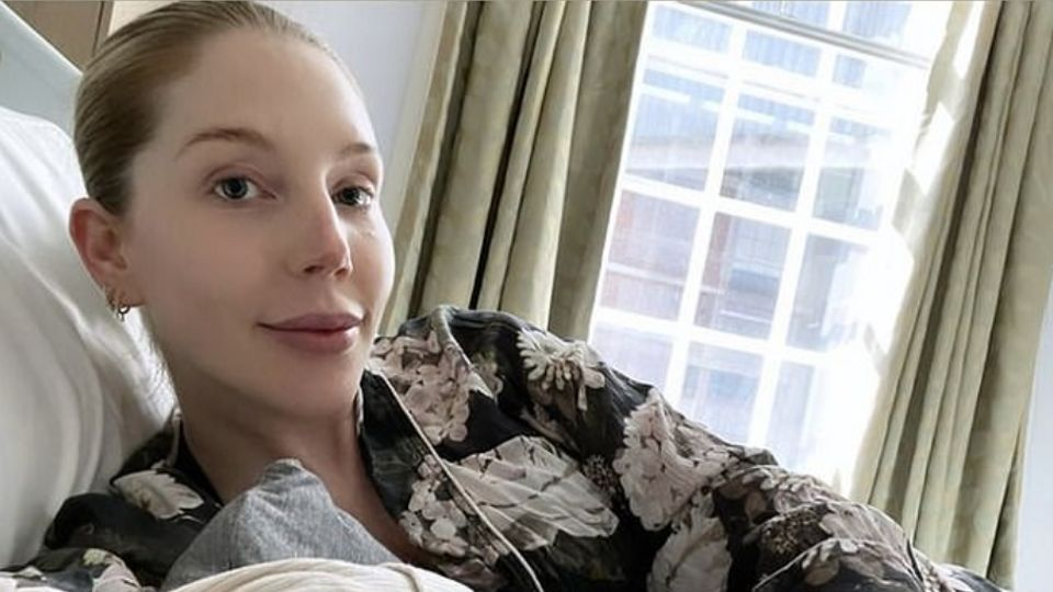 Katherine Ryan Gives Birth - Two Weeks After Announcing Pregnancy