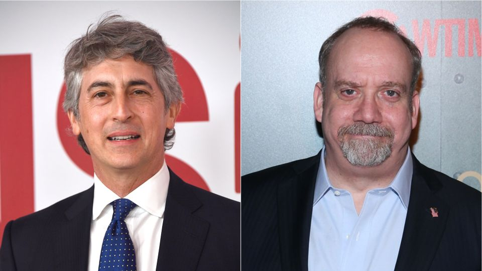 Sideways Director Alexander Payne Reuniting With Paul Giamatti For The Holdovers