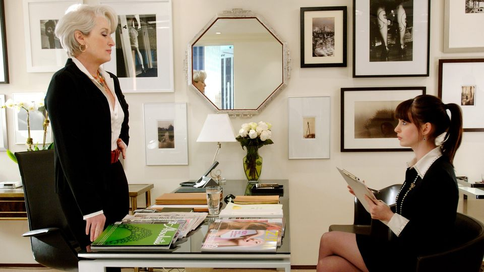 The 6 Important Life Lessons We Can All Learn From The Devil Wears Prada