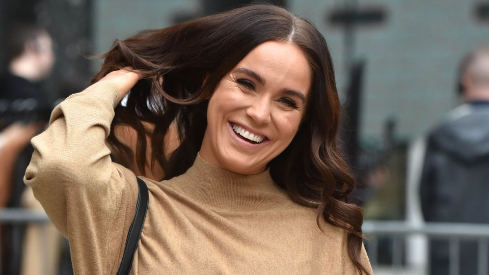 Vicky Pattison's 'incredibly nervous' as she reveals huge news
