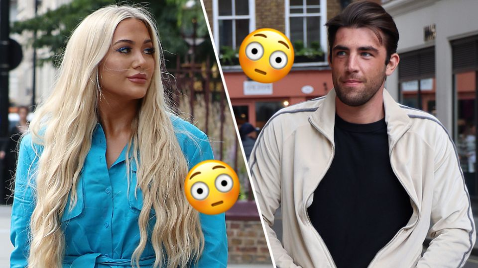 Frankie Sims reveals awkward blunder from first date with Jack Fincham