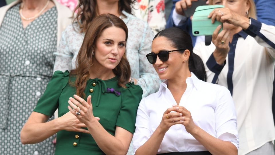 The Different Approaches To Kate And Meghan's Political Connections Show Hypocrisy At Work