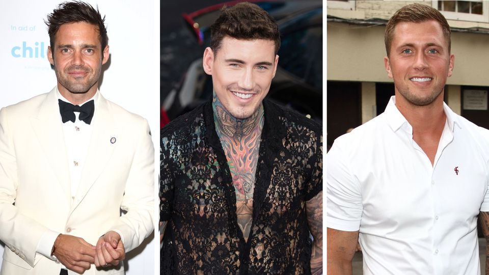How the celeb party lads transformed into devoted dads