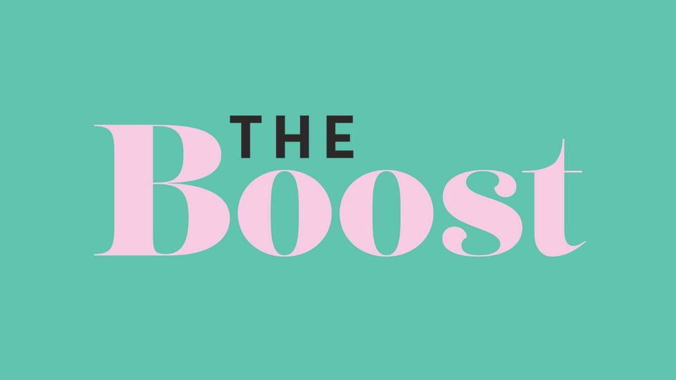 Meet The Boost, your new favourite wellbeing brand