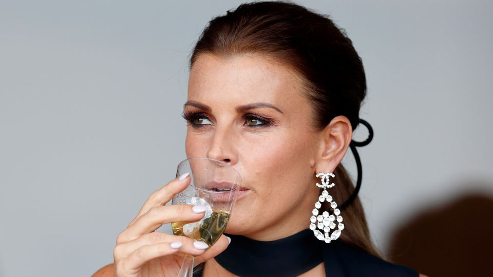 The Wagatha truth! Pal Lizzie Cundy: 'Coleen Rooney's fought because her family life was in turmoil'