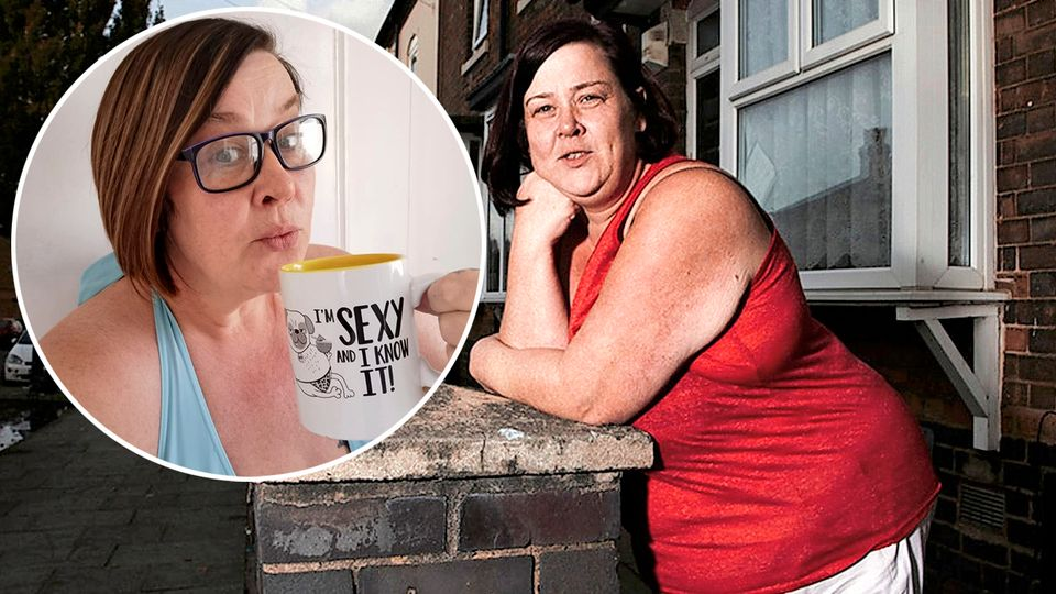 'White Dee' at 50: 'Young men slide into my DMs - get me into Love Island!'