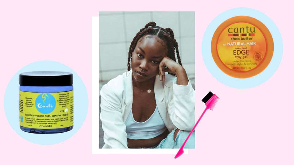 The best edge control products to lay your baby hairs