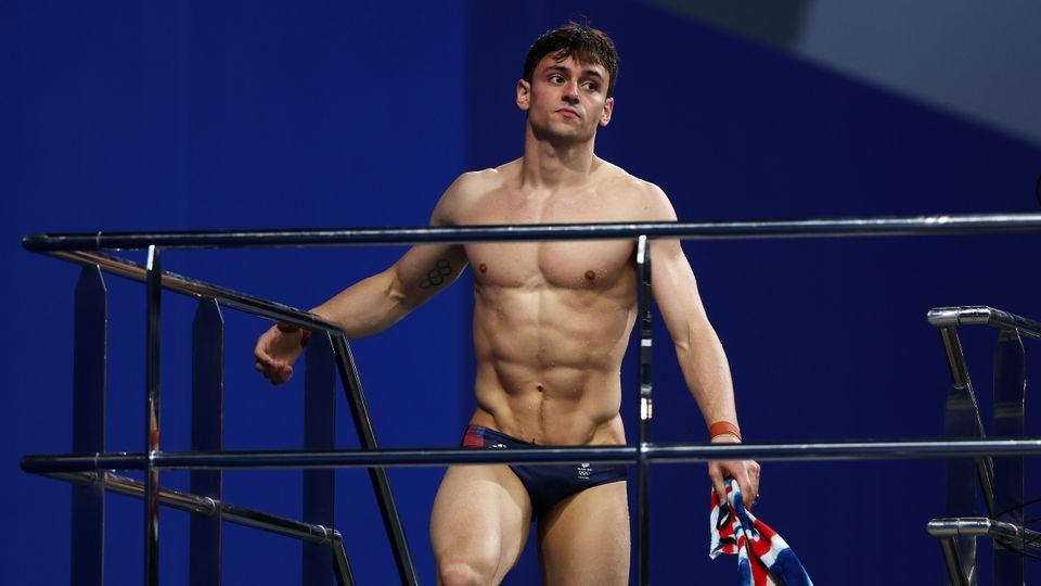 As The Olympics Opening Ceremony Continues, All Anyone Wants To See Is Tom Daley