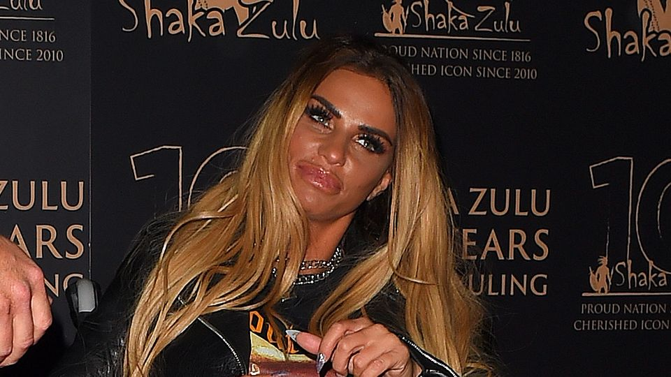 Katie Price had HOW MANY free boob jobs during glamour career?