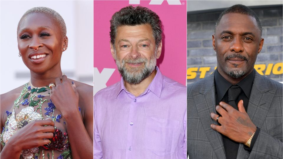 Cynthia Erivo And Andy Serkis Join Idris Elba In The Luther Movie