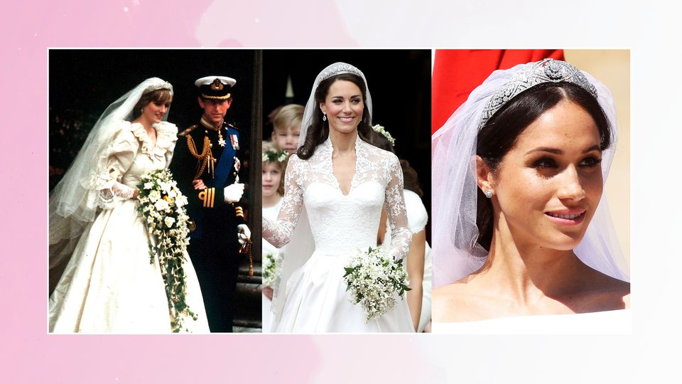 Diana, Kate And Meghan's Wedding Perfumes Revealed: Shop These Royal Bridal Scents Now