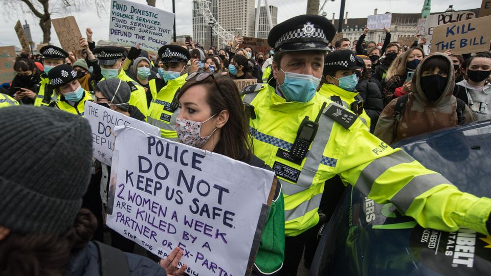 Tackling Male Violence Is 'Not A Priority' Within The Police, Watchdog Report Finds