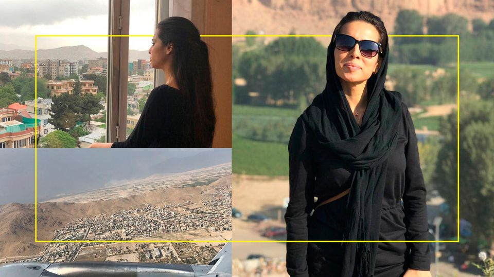 'The Airport Is A Deathtrap' - The Diary Of An Afghan-American As She Flees Kabul