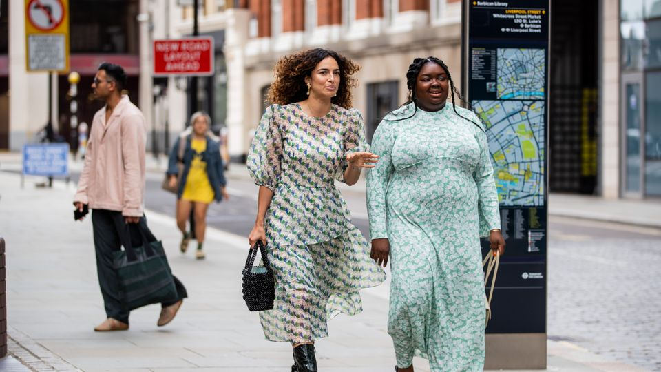 Street Style Has Hit London Fashion Week – And There's Plenty Of Outfit Inspiration
