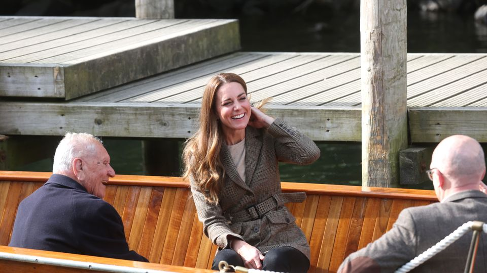 According to Kate Middleton's Latest Outfit, It's Time To Start Wearing Tweed