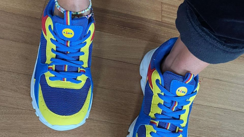 The £12.99 Lidl Trainers All The Hipsters Are Now Wearing