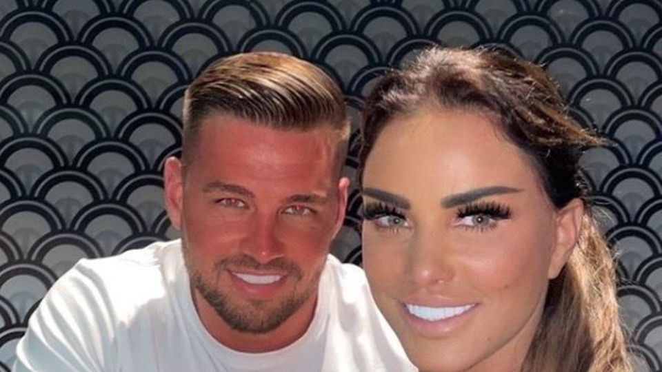 Carl Woods shows off glorious Katie Price tattoo following 'split'