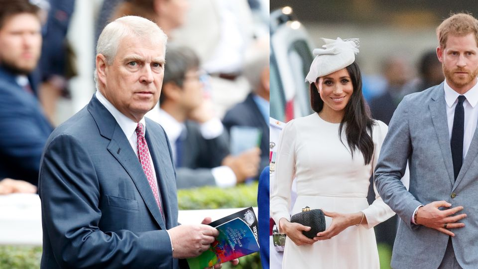 All The Things Prince Andrew Has Been Allowed To Keep That Meghan And Harry Aren't