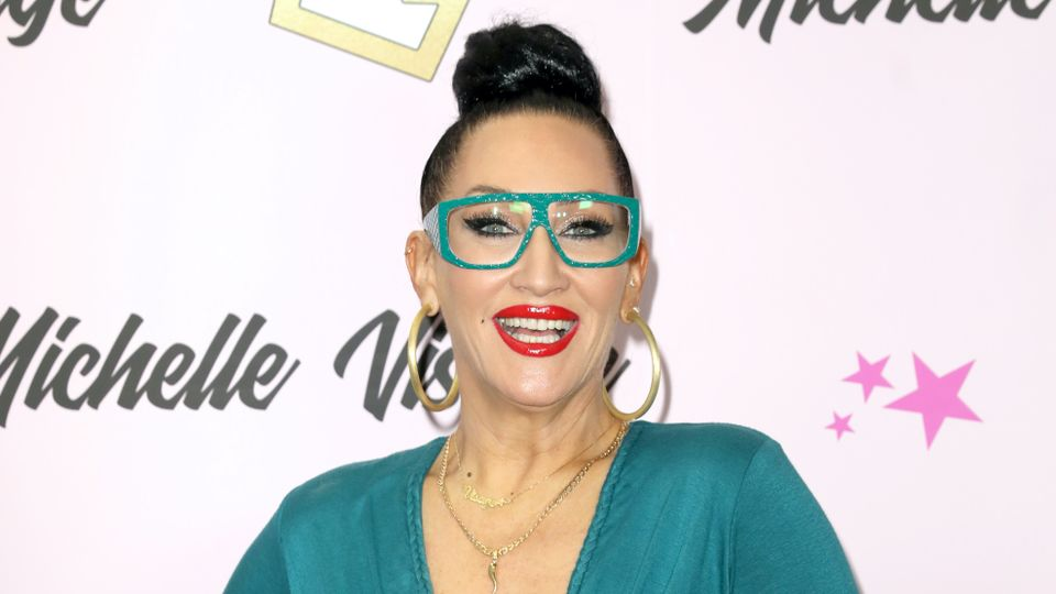 Michelle Visage is taking on Celebrity Gogglebox with this UK national treasure and fans are thrilled