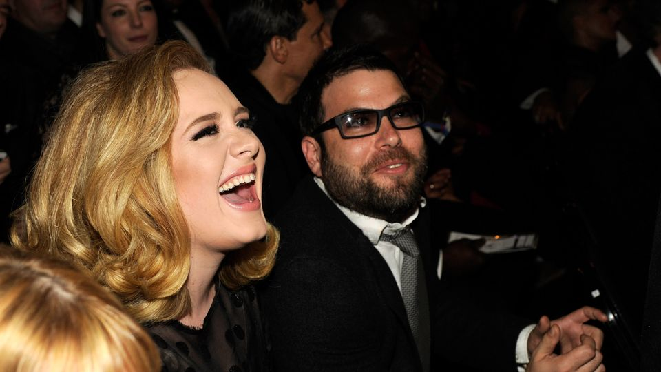 Adele's New Single Isn't Just About Her Ex-Husband