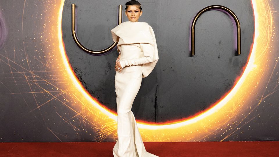 Zendaya Strikes Again With Four Stunning Looks In 48 Hours