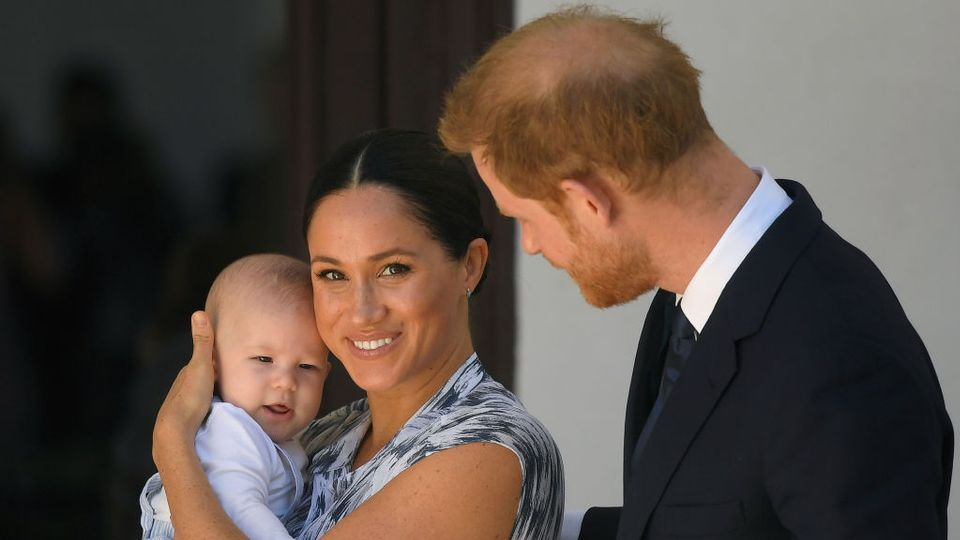 Meghan Markle Is Right - Going From One Child To Two Is Overwhelming