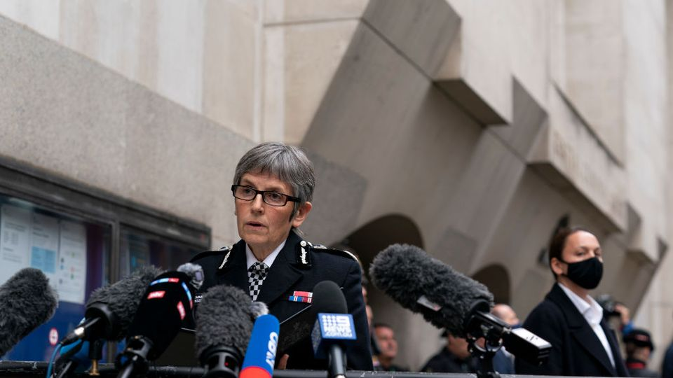 Why Do The Police Keep Pretending Wayne Couzens Wasn't Actually A Police Officer?