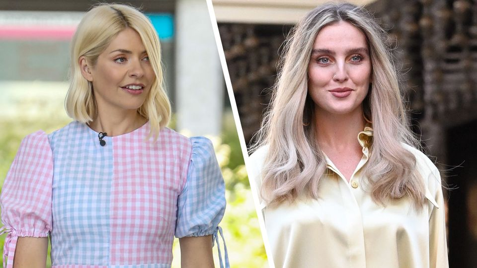 Perrie Edwards' £50 million battle with Holly Willoughby!