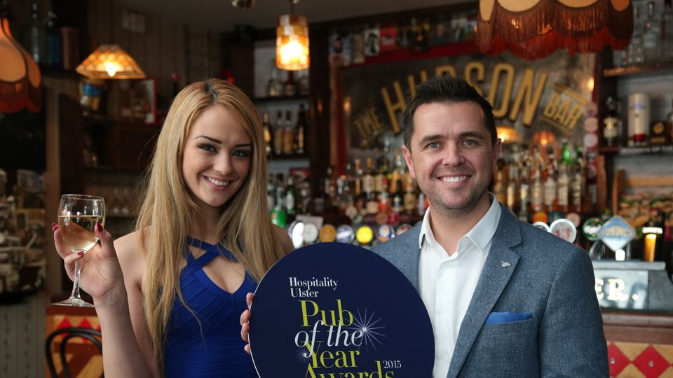 The search hots up for Northern Ireland's Hospitality stars   Local
