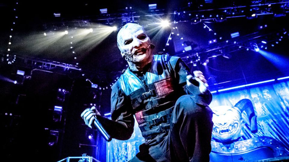 Corey Taylor gives an update on the new Slipknot album | Music