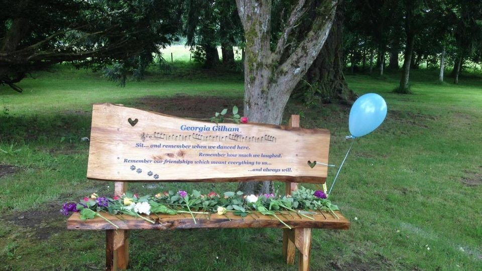Memorial Bench For Inverness Teen Who Fell In Love With Belladrum