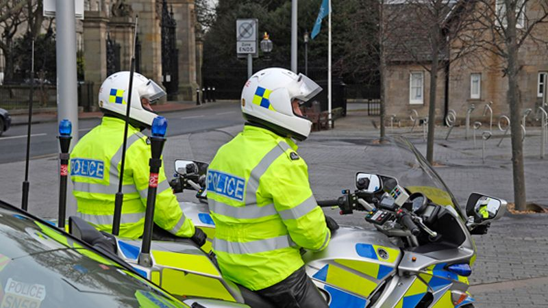 EXCLUSIVE: Reports of anti-social motorbike crimes on the rise again in Edinburgh