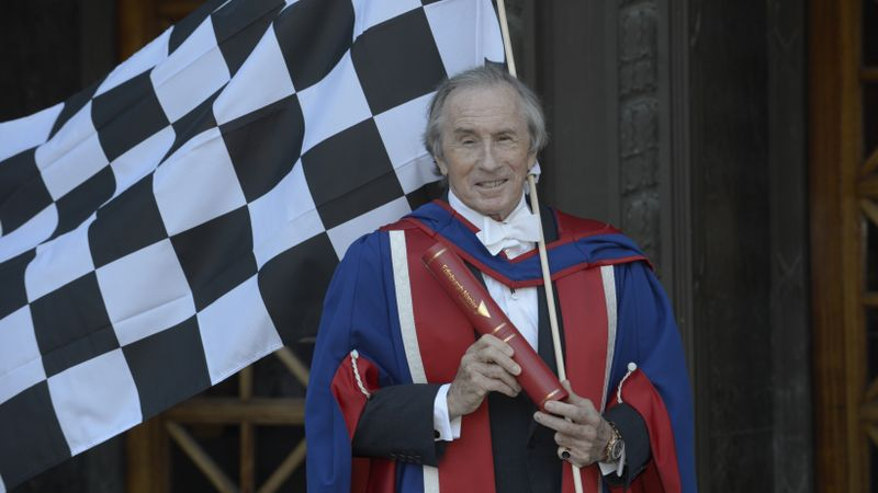 Formula One legend Sir Jackie Stewart to open new Jim Clark Museum in Duns