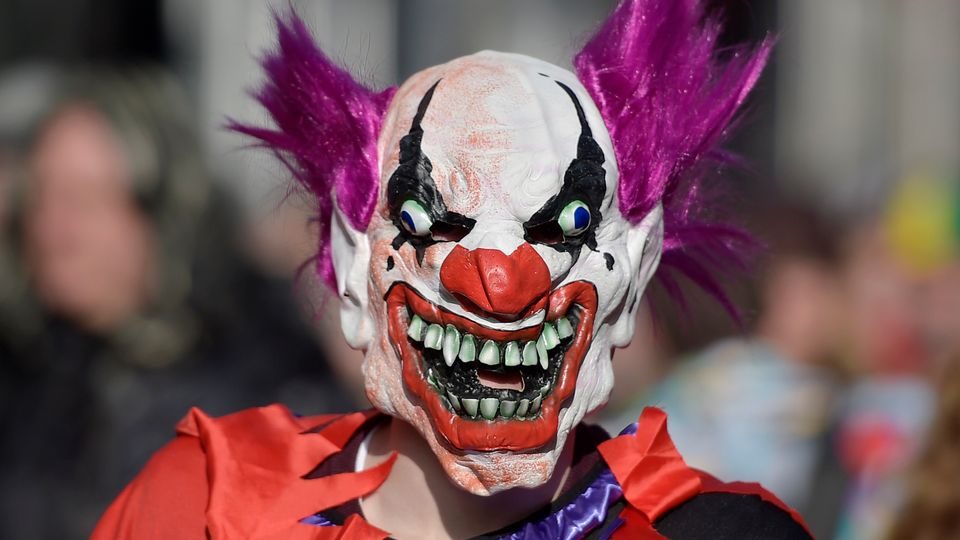 Fresh warnings from police amid further 'killer clown