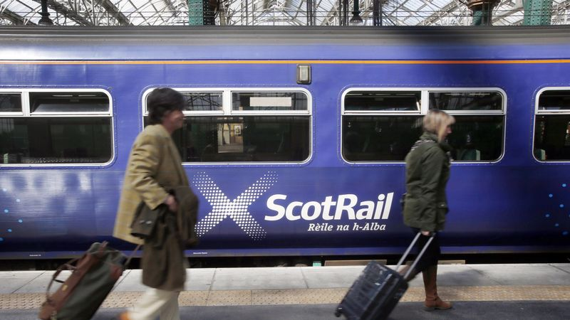 Scotrail passengers left furious over packed trains home from Edinburgh