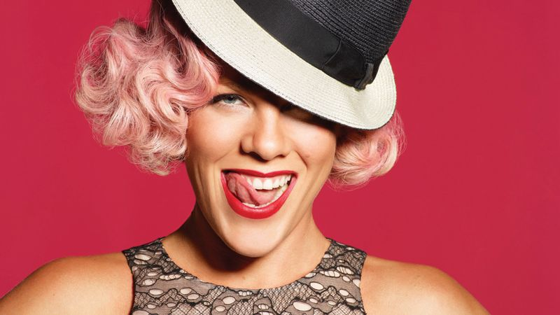 PINK DAY! We're Devoting This Friday To The Pop Legend