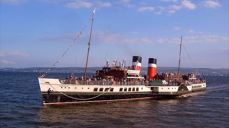 Ayrshire pensioner to stand trial accused of sex attacks on Waverley paddle steamer
