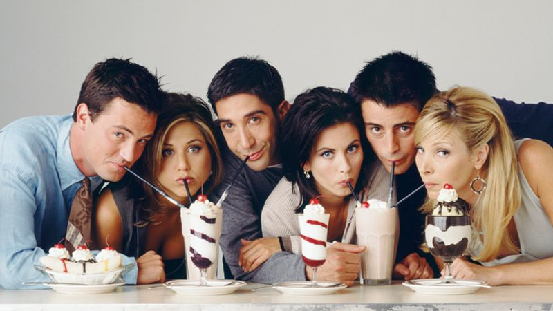 Jennifer Aniston Joins Instagram And Posts Picture Of Entire Friends Cast Having Dinner