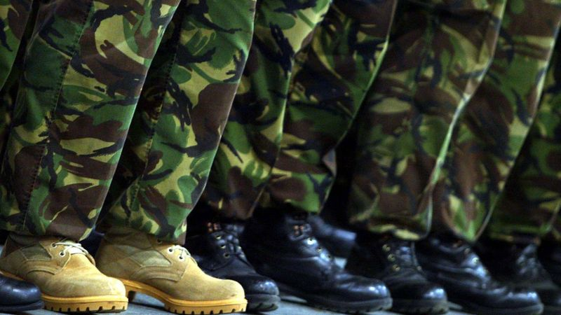 Teesside teens urged to consider military college