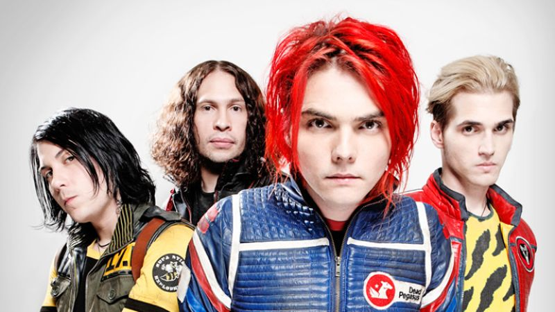 My Chemical Romance mourn the death of manager Lauren Valencia